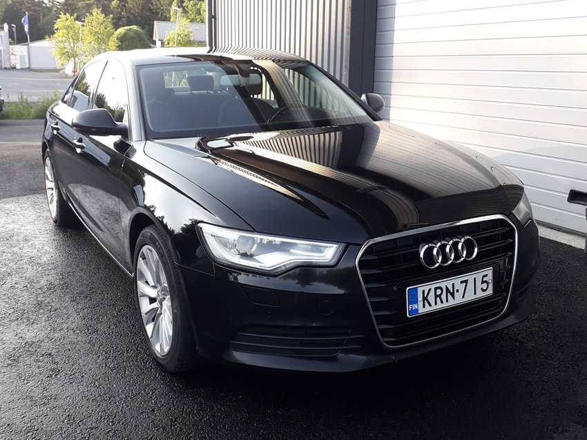 ESVA - Car rent center | Audi - A6 2,0 Tdi